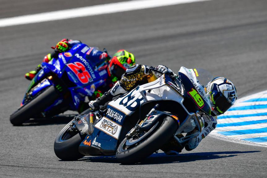 Alvaro Bautista, Angel Nieto Team, Maverick Viñales, Movistar Yamaha MotoGP, Gran Premio Red Bull de España