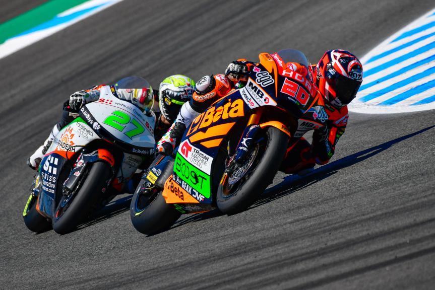Fabio Quartararo, Speed Up Racing, Iker Lecuona, Swiss Innovative Investors, Gran Premio Red Bull de España