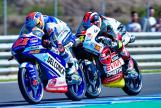 Fabio Di Giannantonio, Del Conca Gresini Moto3, Tony Arbolino, Marinelli Snipers Team, Gran Premio Red Bull de España