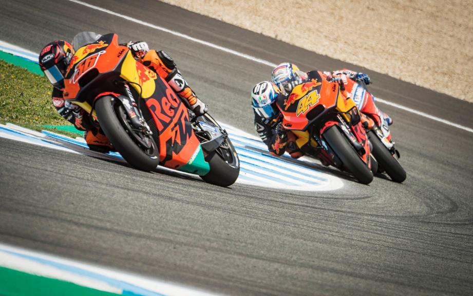 Mika Kallio, Pol Espargaro, Red Bull KTM Factory Racing, Red Bull Grand Prix of The Americas