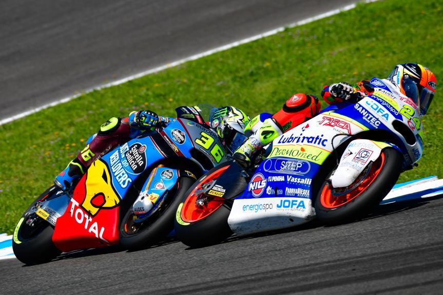 Simone Corsi, Tasca Racing Scuderia Moto2, Joan Mir, Eg 0,0 Marc VDS, Gran Premio Red Bull de España