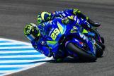 Andrea Iannone, Team Suzuki Ecstar, Valentino Rossi, Movistar Yamaha MotoGP, Gran Premio Red Bull de España