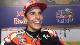 Le Champion du Monde a joué de stratégie à l'occasion du Grand Prix d'Espagne pour décrocher son 37e succès en catégorie reine.
