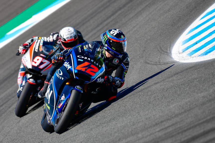 Francesco Bagnaia, Sky Racing Team VR46, Xavi Vierge, Dynavolt Intact GP, Gran Premio Red Bull de España