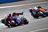 Stefano Manzi, Forward Racing Team, Joe Roberts, NTS RW Racing GP, Gran Premio Red Bull de España