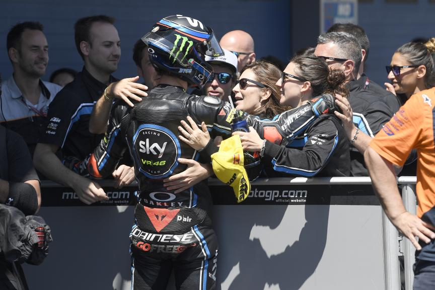 Francesco Bagnaia, Sky Racing Team VR46, Gran Premio Red Bull de España