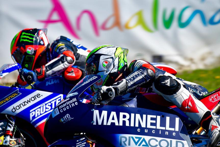 Tony Arbolino, Marinelli Snipers Team, Gran Premio Red Bull de España