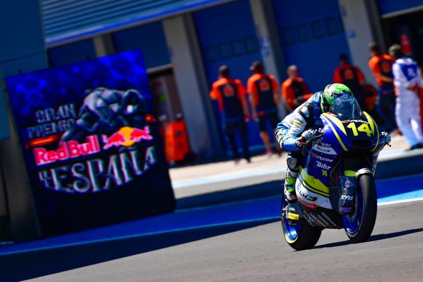 Hector Garzo, Tech 3 Racing, Gran Premio Red Bull de España