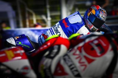 Jerez: Martín confirme au warm-up