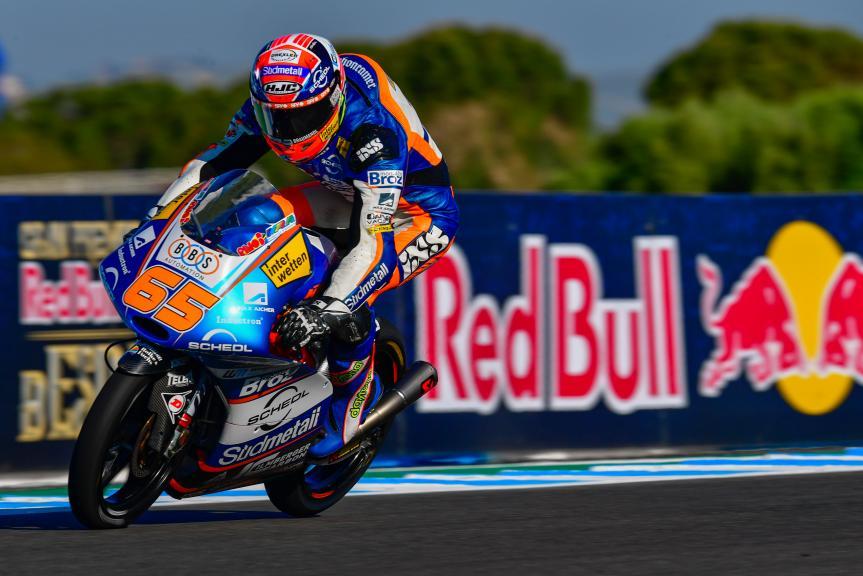 Philipp Oettl, Sudmetal Schedl GP Racing, Gran Premio Red Bull de España