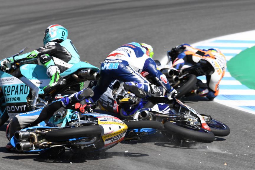 Moto3, Gran Premio Red Bull de España @Jaco Veenstra