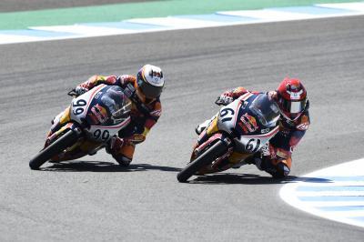 Tatay strikes back against Can Öncü in Race 2