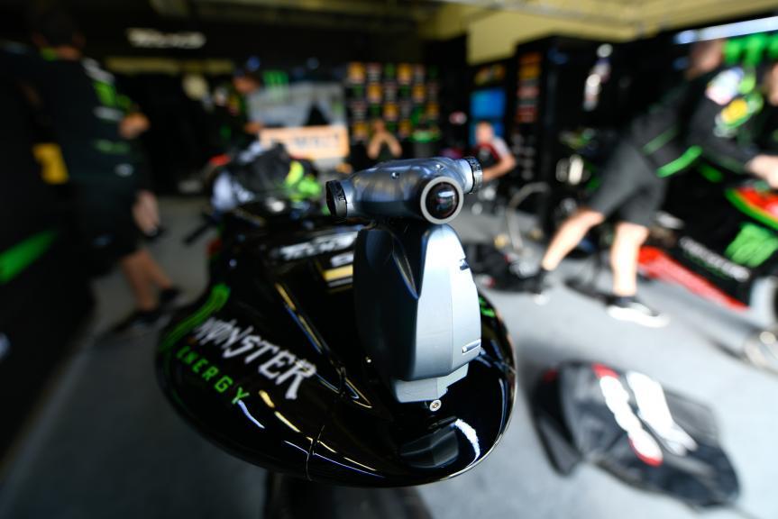 Johann Zarco, Monster Yamaha Tech 3, Jerez MotoGP™ Official Tes