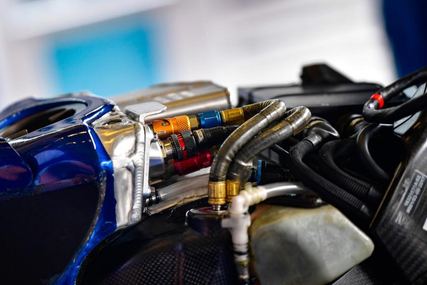 Reale Avintia Racing, Jerez MotoGP™ Official Test