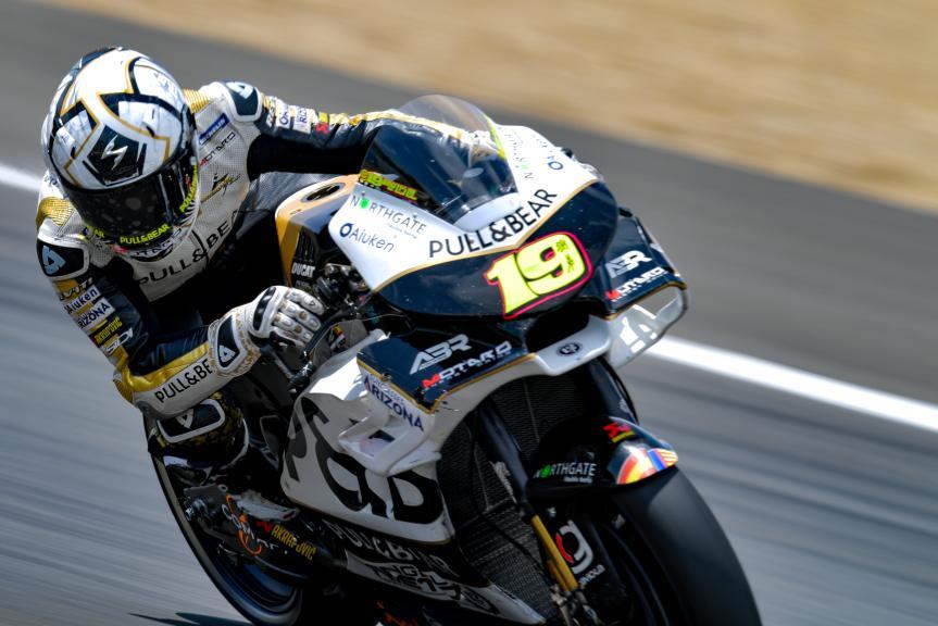 Alvaro Bautista, Angel Nieto Team, Jerez MotoGP™ Official Test