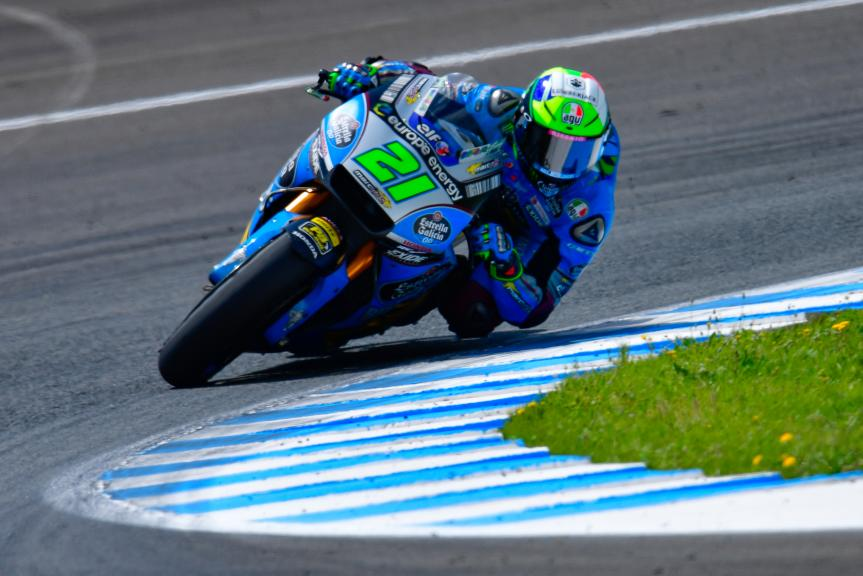 Franco Morbidelli, Eg 0,0 Marc VDS, Jerez MotoGP™ Official Test
