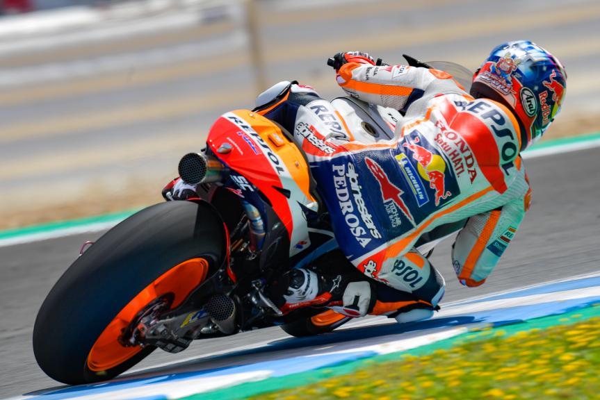 Dani Pedrosa, Repsol Honda Team, Jerez MotoGP™ Official Test