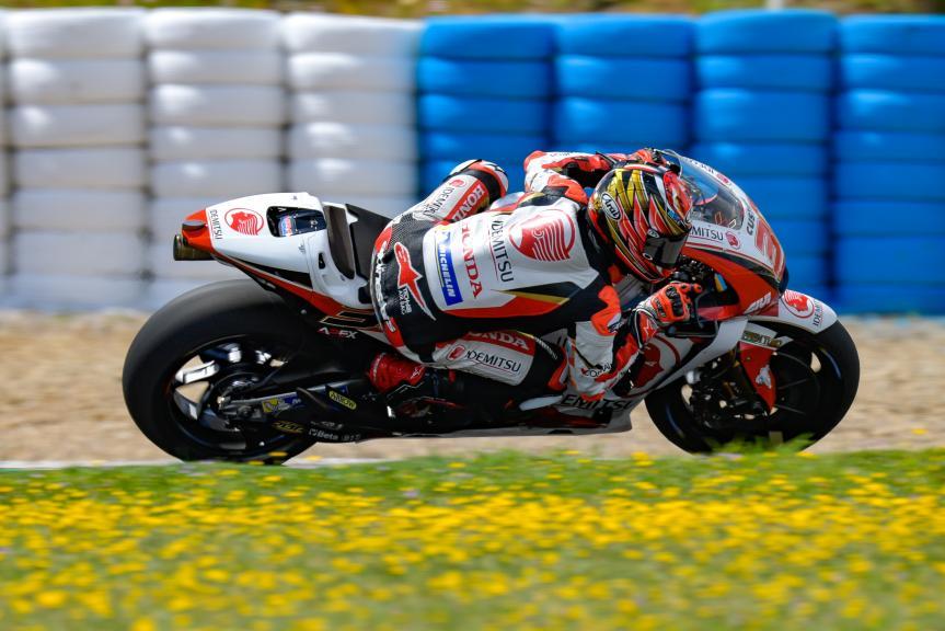 Takaaki Nakagami, LCR Honda Idemitsu, Jerez MotoGP™ Official Test