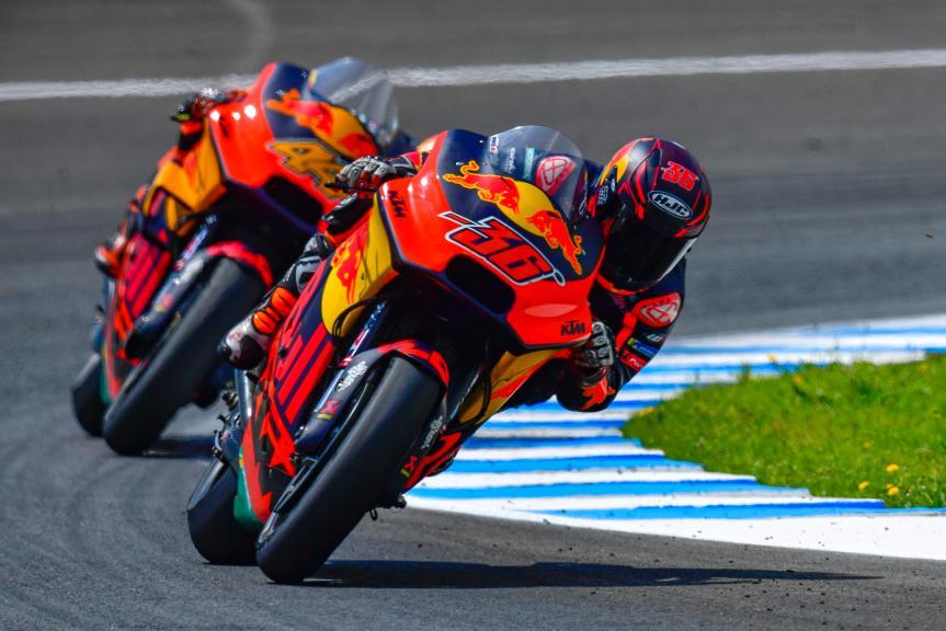Mika Kallio, Red Bull KTM Factory Racing, Jerez MotoGP™ Official Test