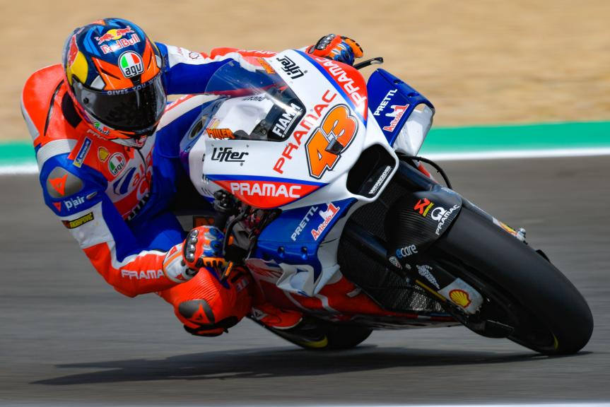 Jack Miller, Alma Pramac Racing, Jerez MotoGP™ Official Test