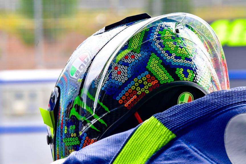 Valentino Rossi, Movistar Yamaha MotoGP, Jerez MotoGP™ Official Test