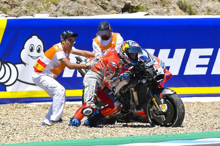 Andrea Dovizioso, Ducati Team, Gran Premio Red Bull de España @Photomilagro
