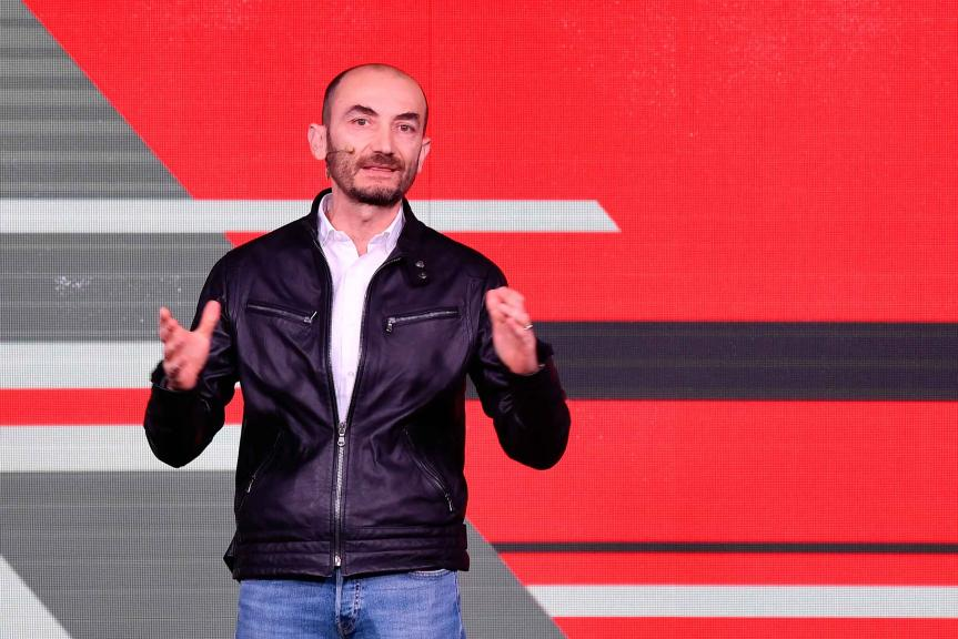 Claudio Domenicali, Ducati Team
