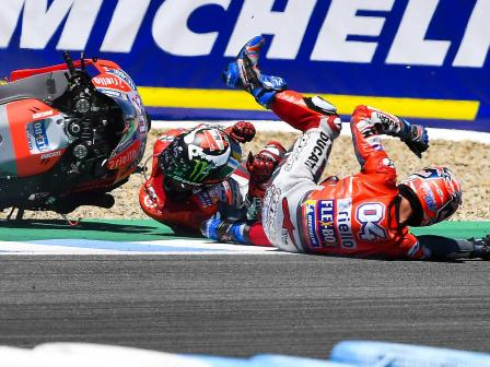 Best shots of MotoGP, Gran Premio Red Bull de España