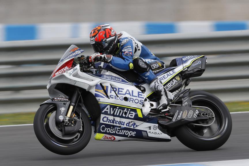 Tito Rabat, Reale Avintia Racing, Jerez MotoGP™ Official Test