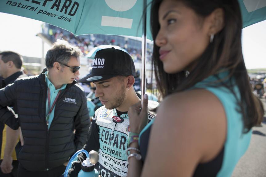 Enea Bastianini, Leopard Racing, Gran Premio Red Bull de España