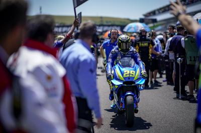 Will Suzuki lose concessions for 2019?