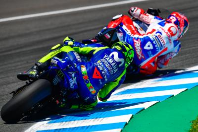 Gran. Bella. Battaglia // Great. Nice. Battle. #jerezgp MotoGP Pramac Racing