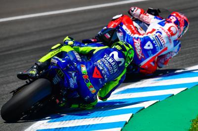 Gran. Bella. Battaglia // Great. Nice. Battle. #jerezgp MotoGP Pramac Racing