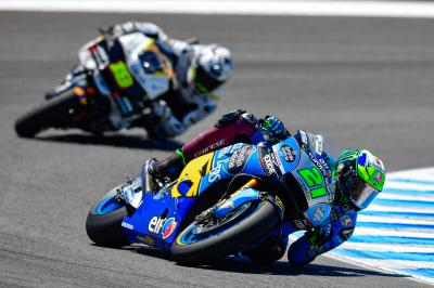 First top ten of the year for Morbidelli