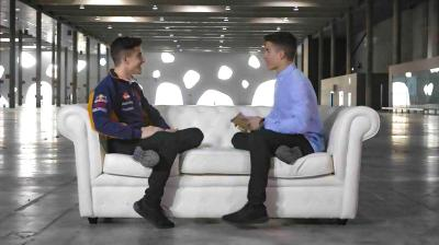 La entrevista imposible: Márquez a Márquez