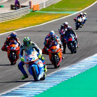 Hart umkämpfte Moto2™: In Le Mans geht es weiter