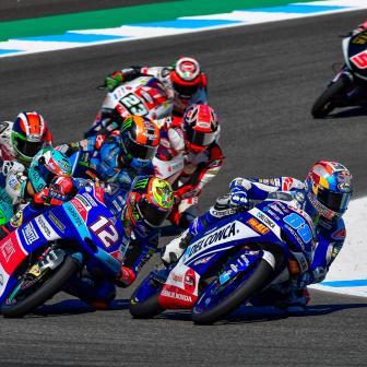 Risiko vs. Belohnung in der Moto3™