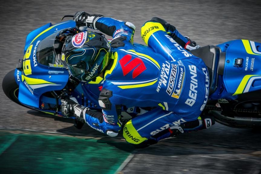 Andrea Iannone, Team Suzuki Ecstar, Mugello Test @Photomilagro