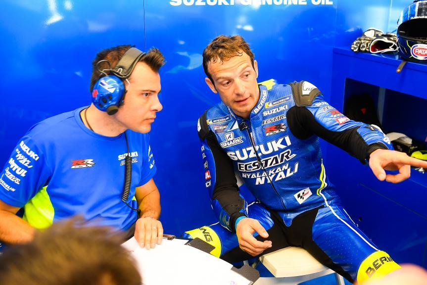Sylvain Guintoli, Team Suzuki Ecstar, Mugello Test @Photomilagro