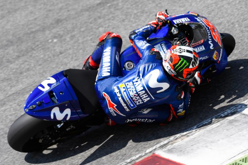 Maverick Viñales, Movistar Yamaha MotoGP, Mugello Test @Photomilagro