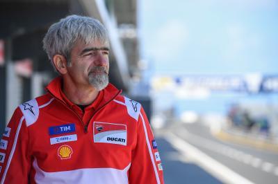 Ducati bientôt fixé sur le cas Dovizioso?
