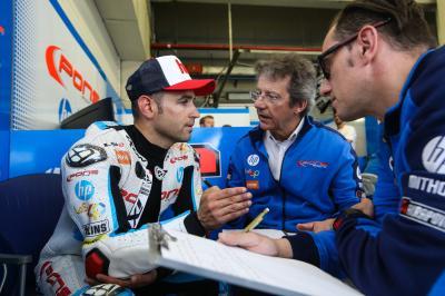 Barberá: 'Sé que este año vamos a ganar carreras'