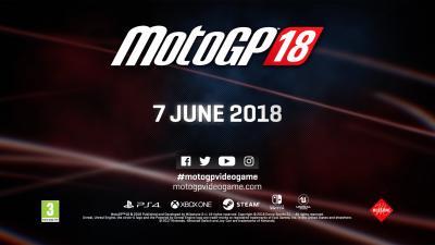 MotoGP™18: Erste Infos zum neuen Spiel
