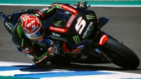 350 days between his first and most recent MotoGP™ podiums, the French fans will be demanding a Zarco victory in Le Mans