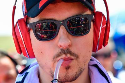 Lorenzo: 'In Francia ho vinto, voglio fare la mia parte'