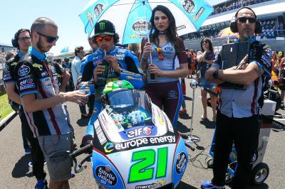 Morbidelli a Le Mans: 'Lavorare per fare meglio di Jerez'