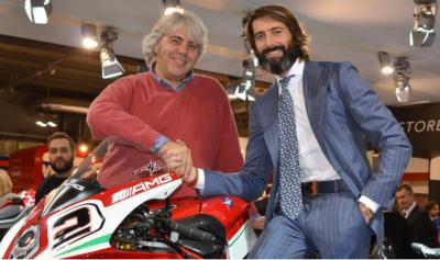 MV Agusta partner with Forward Racing in Moto2™