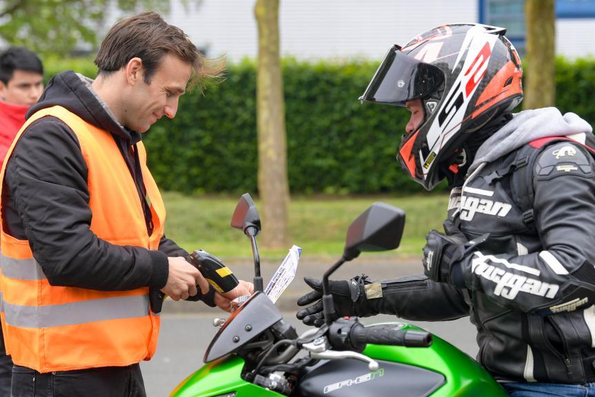 Pre-Event, HJC Helmets Grand Prix de France