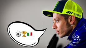 MotoGP™ riders the social media questions at the Press Conference ahead of the French GP