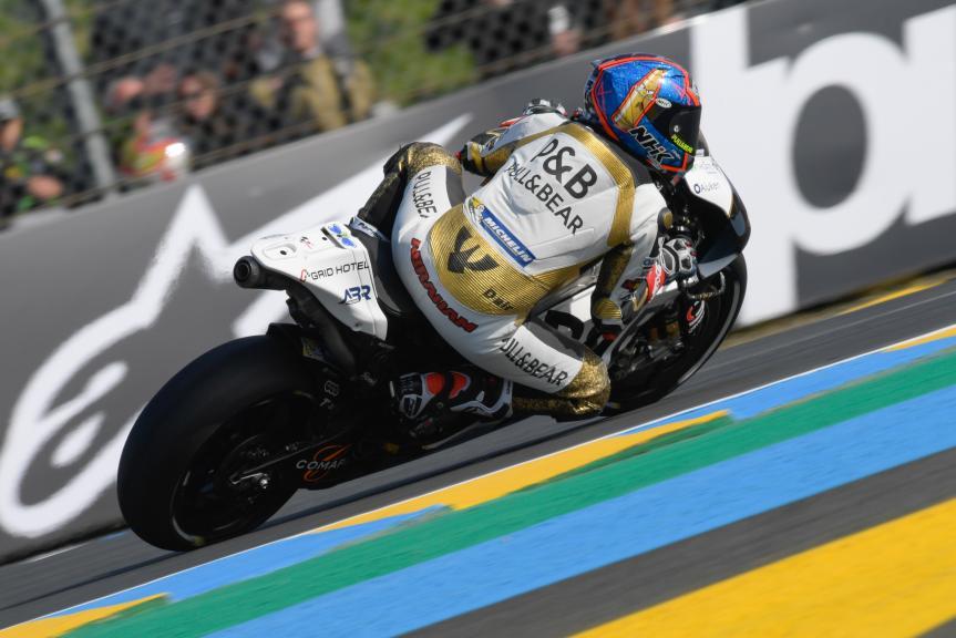 Karel Abraham, Angel Nieto Team, HJC Helmets Grand Prix de France